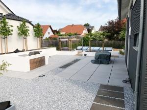 Gartendesign CS Bad Kreuznach - Außenanlage Gensingen